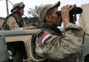 Багдад заявляет о вторжении иранских солдат на территорию иракского нефтяного месторождения