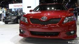 Toyota отзывает почти 700 тысяч автомобилей