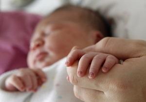 В Донецкой области в прошлом году умерли 473 ребенка до одного года - облстат