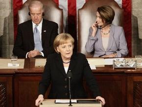 Меркель: Наличие атомной бомбы в руках иранского президента неприемлемо