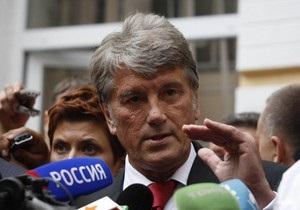 Ванникова: Ющенко никогда не оценивал положительно газовые соглашения