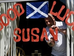 Сьюзан Бойл выступила в финале шоу Британия ищет таланты