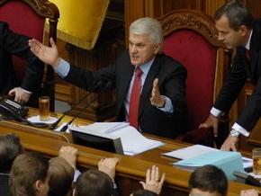 Литвин: Даже непримиримые оппоненты понимают, что Украине нужен Литвин