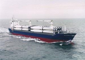 С захваченного пиратами сухогруза сбежали моряки, предположительно украинцы