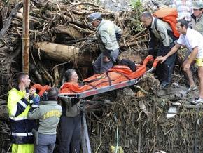 Число жертв непогоды на Сицилии достигло 17 человек