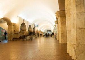 Переход на станции киевского метро Майдан Незалежности реконструируют к Евро-2012