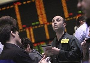 Фондовые биржи закончили сессию снижением