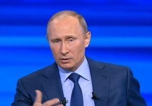 Путин не видит элементов сталинизма в стиле своего руководства страной и заявляет, что в России нет политзаключенных