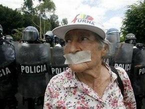 В Гондурасе закрыты СМИ, поддерживающие Селайю