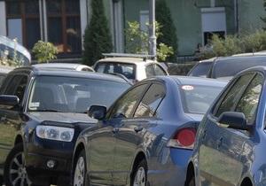 В Киеве стартует акция Свинья за рулем