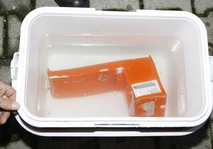 Водолазы подняли на поверхность второй черный ящик с разбившегося в Ливане самолета