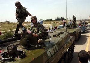Эксперт: с украинцами в Сирии может повториться ливийский сценарий