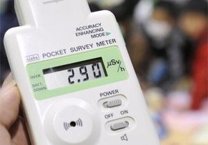 В префектуре Фукусима детям раздадут дозиметры