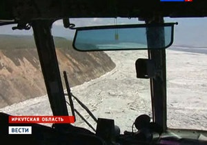 Вертолет со спасателями, потерпевший крушение под Иркутском, взорвался в воздухе
