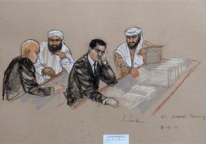 Пятьдесят оттенков серого  не читают в Гуантанамо