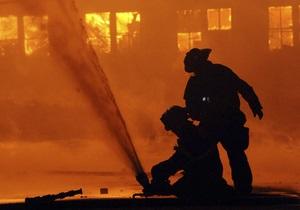 В Подмосковье в результате пожара в пошивочном цеху погибли девять вьетнамцев