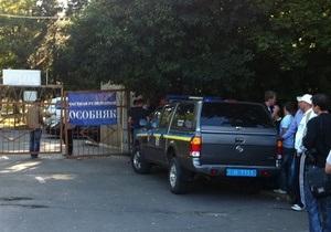 МВД назвало источник информации о местонахождении преступников в Одессе - СМИ