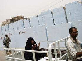 Иракские власти начали обносить Багдад стеной безопасности