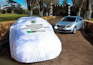 Skoda Octavia RS. Самый быстрый автомобиль марки покажут в июле