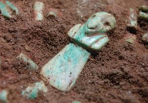 В Гватемале нашли гробницу Дедушки Стервятника