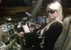 Пэрис Хилтон летает по миру на персональном Boeing, рассчитанном на 500 человек