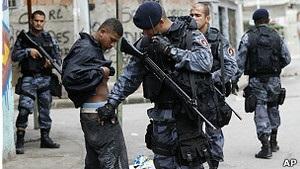 Сан-Паулу: кровавые войны полиции с криминалом