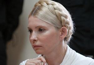 Тимошенко завтра придет в суд без адвокатов
