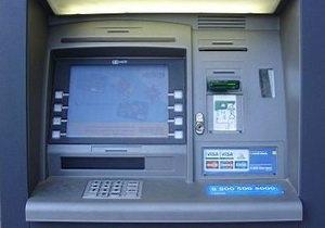 В Житомире неизвестные украли полмиллиона гривен из банкомата