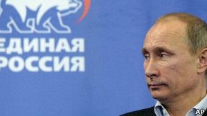 Экс-посол Британии в России: пик карьеры Путина пройден