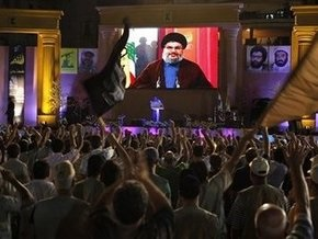 Лидер Хизбалла угрожает Израилю тысячей ракет