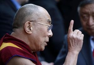 Далай-лама выразил обеспокоенность состоянием прав человека в Украине