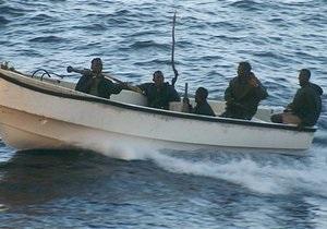 Украина занимает второе место в мире по количеству пиратских атак на суда с ее гражданами