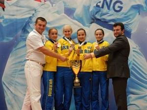 Студенческое каратэ: золотой старт Украины в Европе