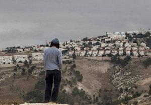 Израильские поселенцы напали на палестинскую деревню