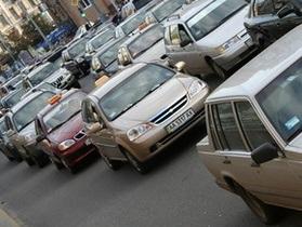 ГАИ ограничивает скорость движения в городах