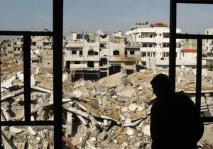 Израиль запретил поставки стройматериалов для школ в секторе Газа