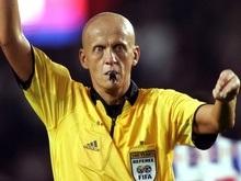 Футбольная команда избила судью