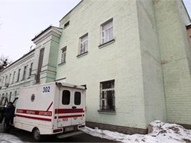 В одной из киевских клиник пациент избил врачей и санитаров