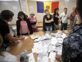 ЦИК Молдовы завершил подсчет голосов: коммунисты набрали 44,7%