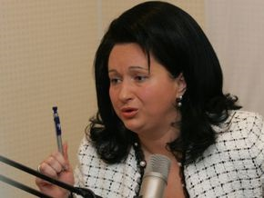 НДП выдвинула Супрун кандидатом в президенты