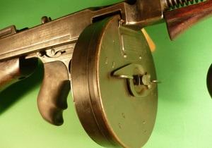 Оружие Бонни и Клайда выставят на аукцион