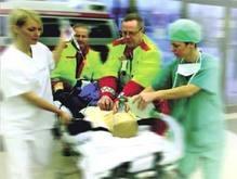 Скорая помощь впервые применила препарат против инфаркта