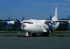 Власти ОАЭ запретили полеты украинских Ан-12