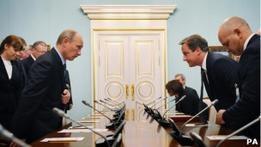 Россия резко ответила на обвинения в смерти Литвиненко