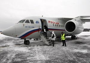 В России успешно завершился первый пассажирский рейс Ан-148 российской сборки