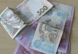 Азаров назвал сумму расходов на обслуживание госдолга в июне