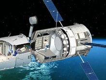 Жюль Верн поднял орбиту МКС