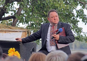 Бенюк: Ступка перед смертью написал письмо Януковичу