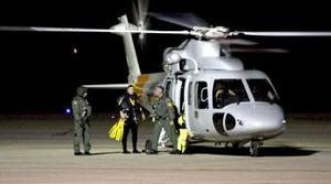 Cпасательный вертолет упал в море у берегов Испании: три человека пропали без вести