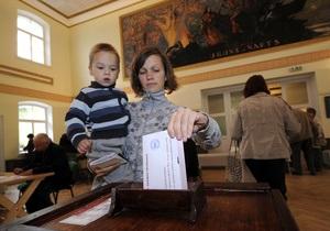 ЦИК: Центр согласия побеждает на выборах в Сейм Латвии